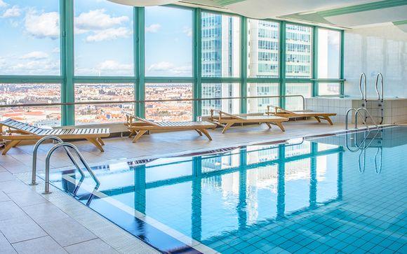 República Checa Praga - Panorama Hotel Prague 4* desde 39,00 €
