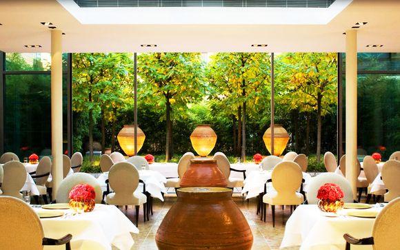 Alemania Berlín - The Mandala Hotel 5* desde 80,00 €
