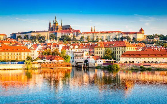 República Checa Praga - Hotel Golden Key 4* desde 100,00 €