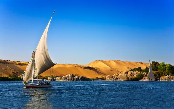 Egipto El Cairo - Descubre Egipto con Sheraton Cairo 5* desde 819,00 €