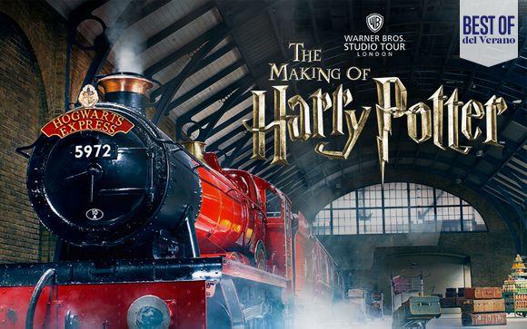 Reino Unido Londres - Harry Potter Warner Bros Studio y Holiday Inn London West 4* desde 154,00 €