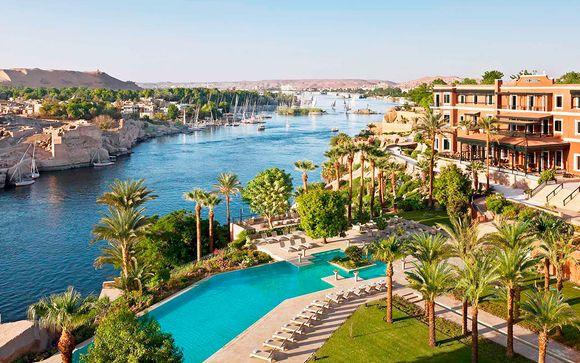 Egipto El Don del Nilo con Mena House y Old Cataract 5*