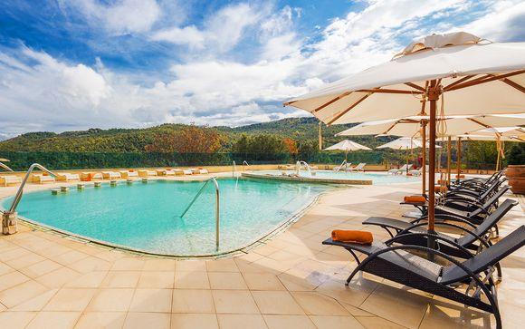Petriolo Spa & Resort 5*