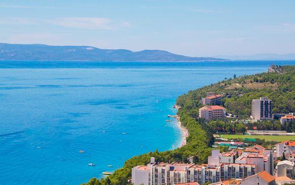 La Costa Adriática de la Dalmacia te espera