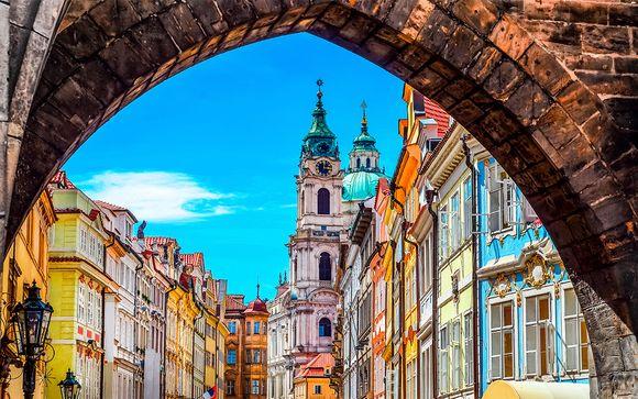 República Checa Praga - Alveo Suites 4* desde 25,00 €