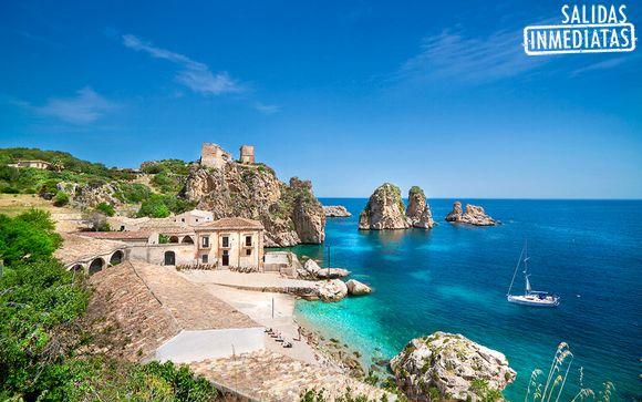 Vacaciones con media pensión y coche de alquiler