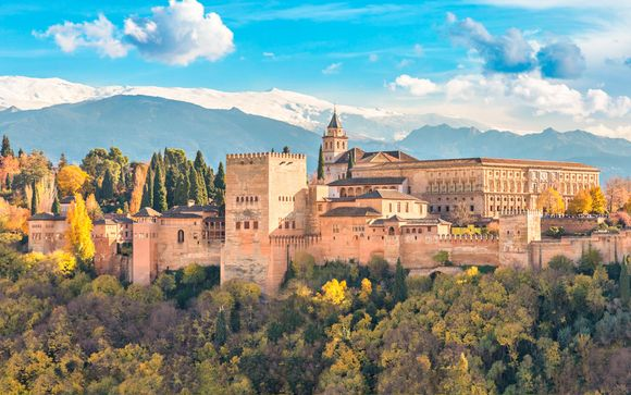 Ubicación privilegiada para descubrir su encanto andaluz