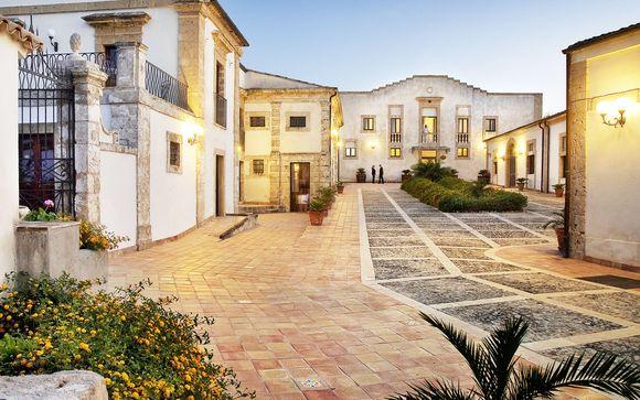 Italia Noto - Hotel Villa Favorita 4* desde 147,00 €