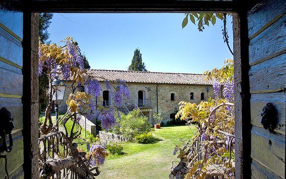 Castel Porrona Relais 5*