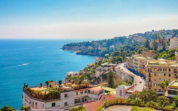 UNA Hotel Napoli 4*