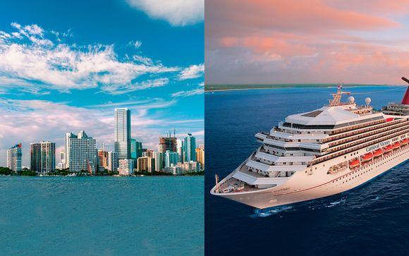 Plymouth Hotel Miami 4* y crucero opcional por las Bahamas
