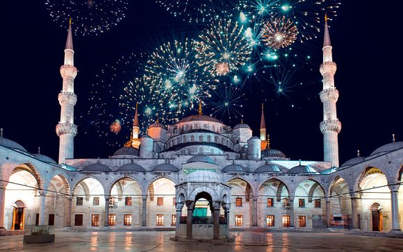 Fin de Año en Estambul con Hotel Point Taksim 5*