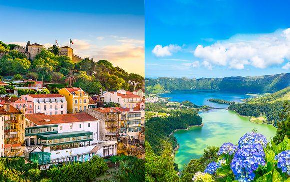 Combinado Hotel Açores Lisboa 4* y NEAT Hotel Avenida