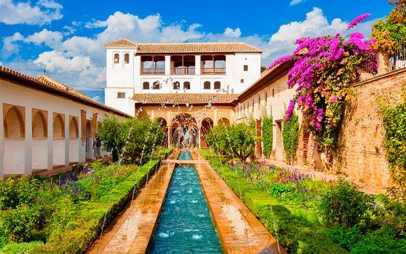 Hotel Abba Granada 4*