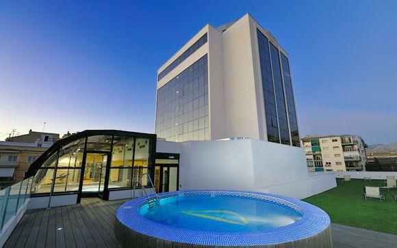 Hotel Abba Granada 4* - Voyage Privé