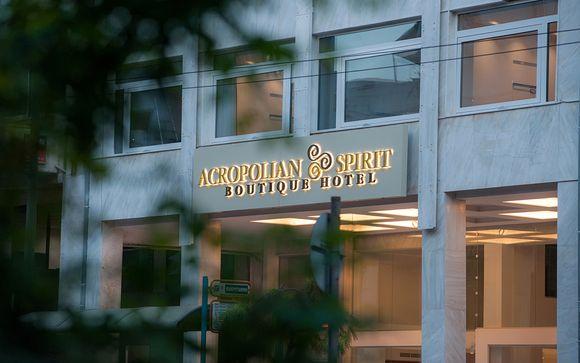 Acropolian Spirit Boutique Hotel 4*