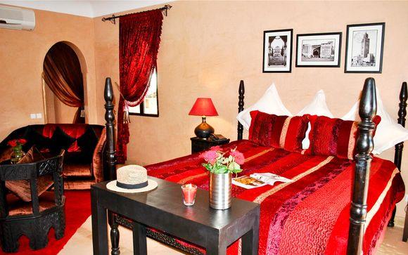 Riad Al Mendili Kasbah Private Resort & Spa
