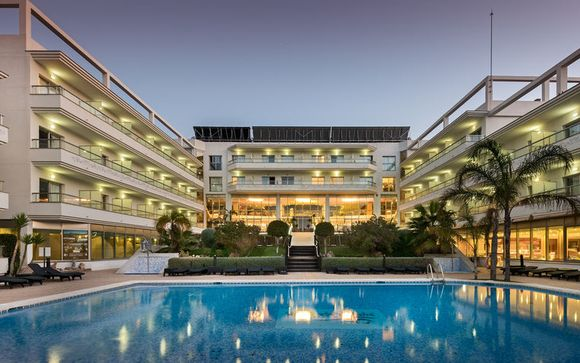 Hotel Sun Palace Albir & Spa 4*