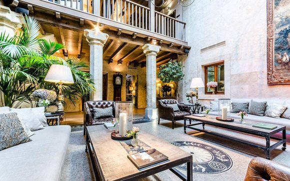 Salamanca - Grand Hotel Don Gregorio 5*