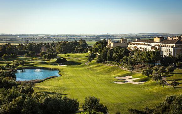 Cádiz - Barceló Montecastillo Golf 5*
