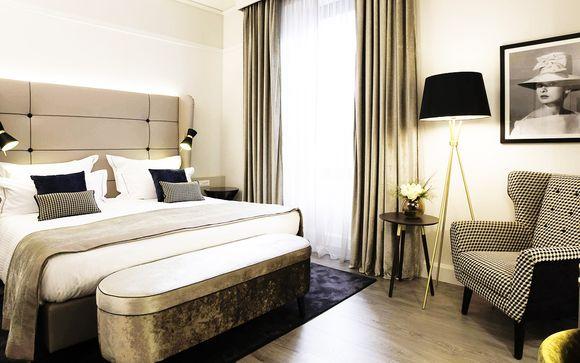 Italia Florencia - Hotel Cerretani Firenze MGallery by Sofitel 4* desde 69,00 €