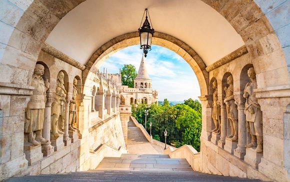 Hungría Budapest - Praga y Budapest en 4* desde 493,00 €