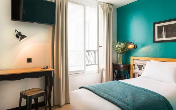 Hotel Sacha 4*