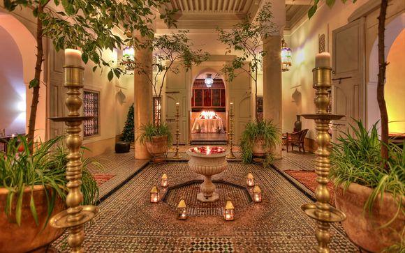 Marruecos Marrakech - Riad Dar Lalla F'dila desde 112,00 €