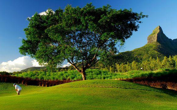 Estancia en Mauricio: Tamarina Golf & Spa 4*