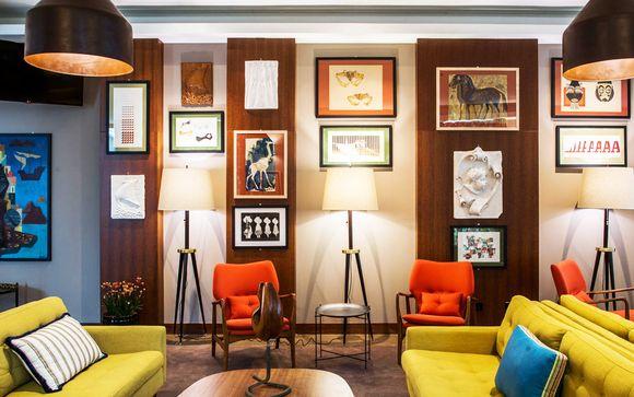 The Artist Porto Hotel & Bistro 4*