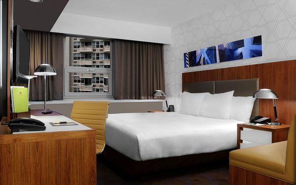 DoubleTree by Hilton Metropolitan New York City 4*