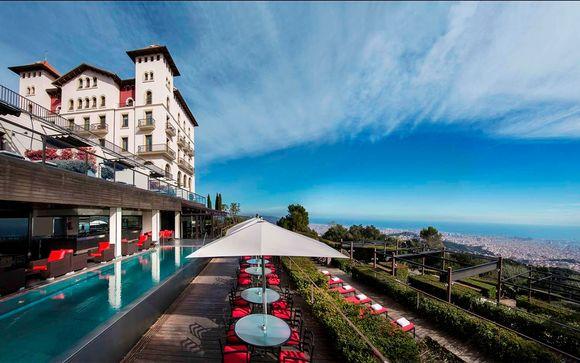 Gran Hotel La Florida 5* GL