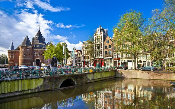 Crowne Plaza Amsterdam - South 4*