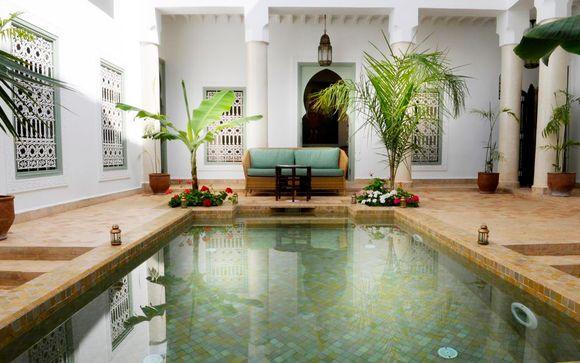 Una bella Suite Superior en el corazón de la medina