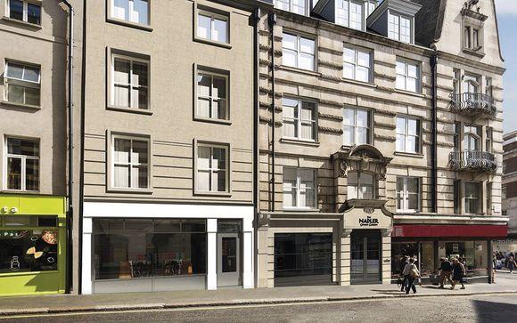 Nadler Covent Garden 4*