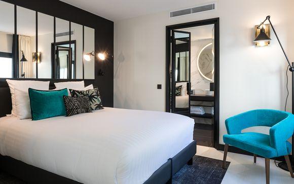 LAZ' Hotel Spa Urbain 4*