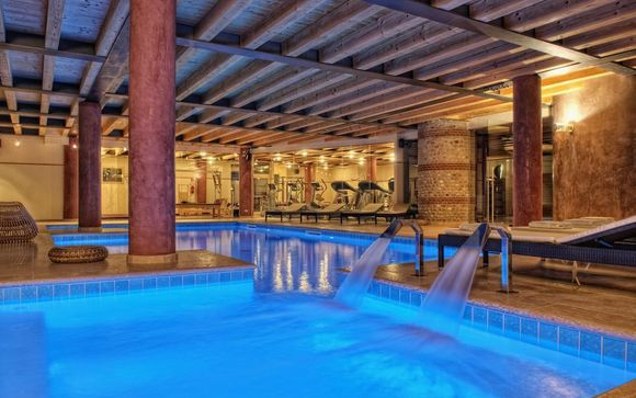 Hotel Veronesi La Torre 4*