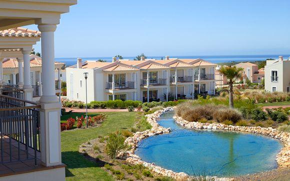 Relajadas vacaciones de lujo con acceso al spa