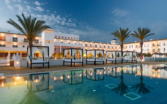 SENTIDO Garden Playanatural Hotel & Spa 4* - Solo Adultos