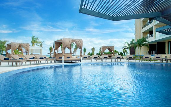 Hideaway at Royalton Riviera Cancun 5* - Solo Adultos