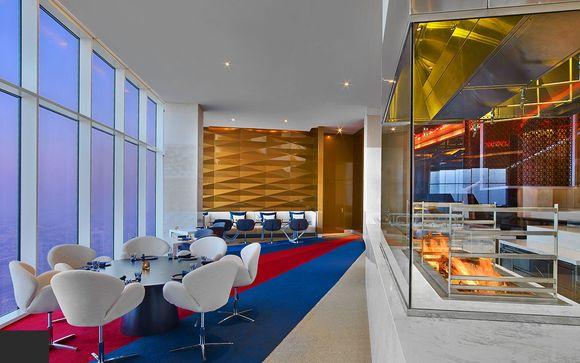 V Hotel Dubai, el Curio Collection by Hilton 5 *