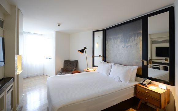 Hotel Occidental Pera 4*