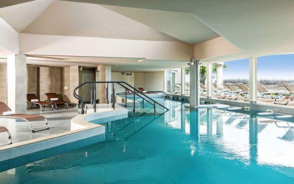 Hotel Les bains de Camargue 4* by Thalazur
