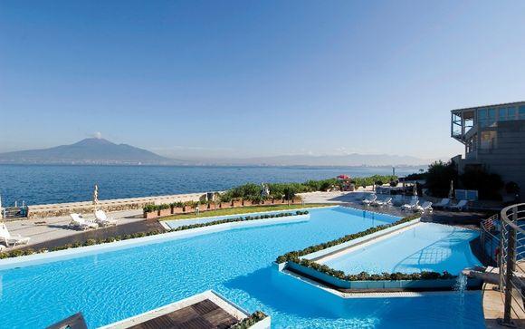 Diseño y buen gusto con vistas al Mediterráneo