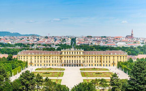 Praga, Viena y Budapest en 4*