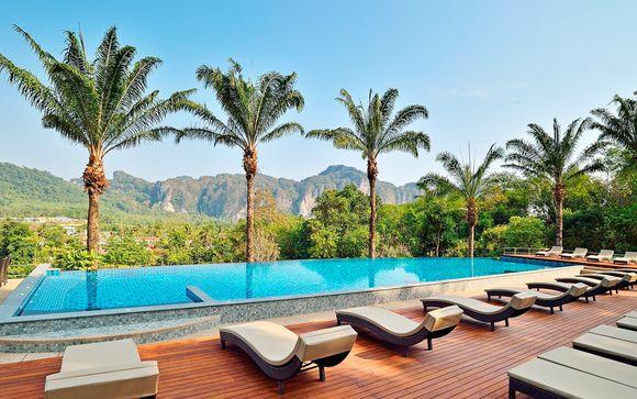 Well Hotel Bangkok 5* y Aonang Fiore 4*