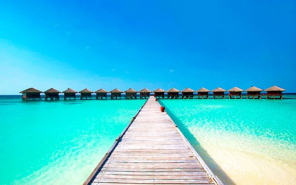 Maldivas Faafu Atoll - Filitheyo Island Resort 4* desde 1.268,00 €