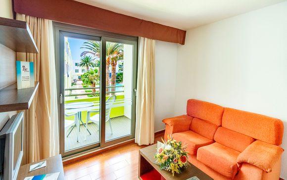 Hotel THe Corralejo Beach 4*
