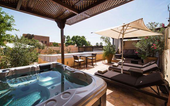 Marruecos Marrakech - Riad Akka desde 90,00 €