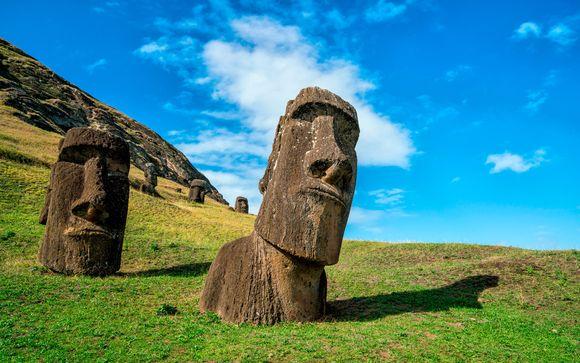 Chile Esencial con Isla de Pascua